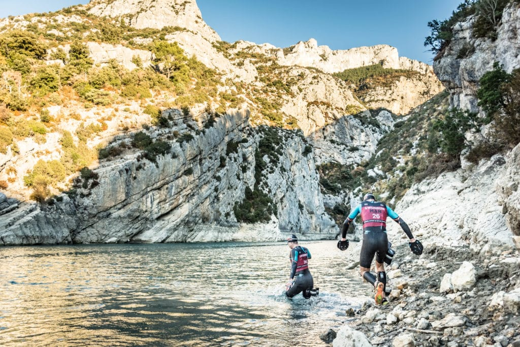 swimrun grenoble verdon