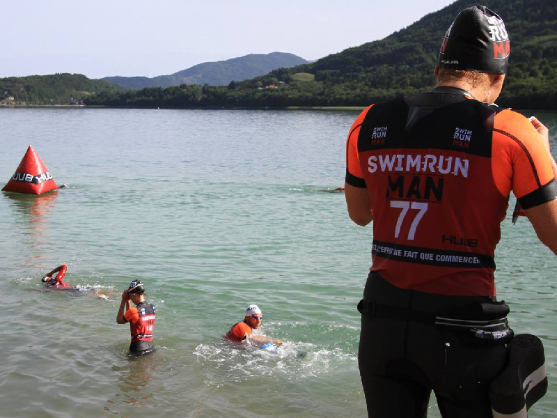 o till o otillo swimrun swim run man swimrunman gorges verdon grenoble laffrey annecy marseille gravity race vermeille côte point
