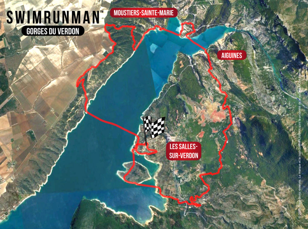 swimrun gorges du verdon