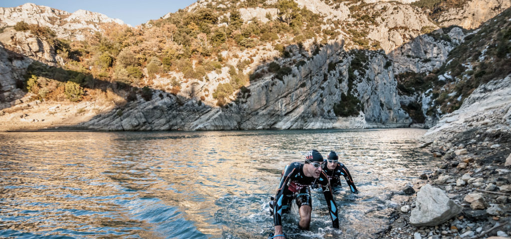 courses swimrun verdon