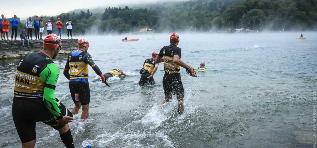 Result Swimrunman 2018