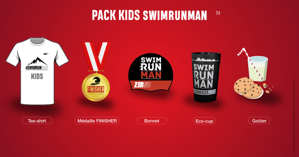 kids swimrunman