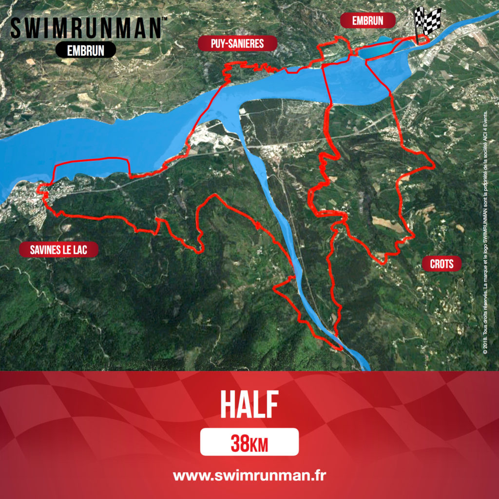 half swimrun embrun