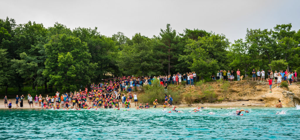 Result Swimrunman Verdon 2018