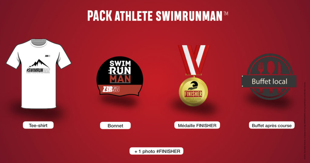 Programme Pack SWIMRUNMAN