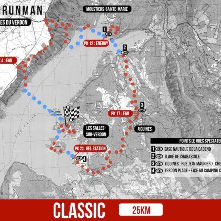 SWIMRUNMAN VERDON Classic - Ravitaillement