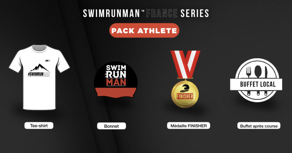 Pack Athlete 2020 SWIMRUNMAN france series