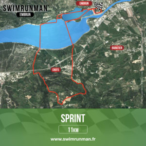 Swimrun Spray