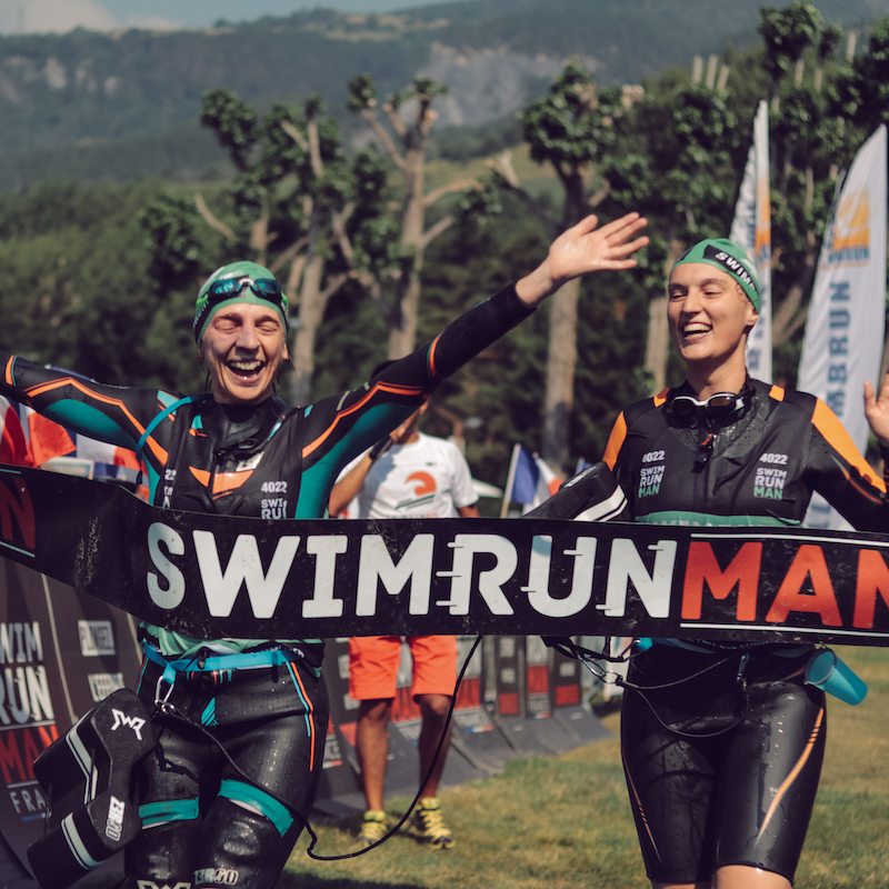 courses swimrun